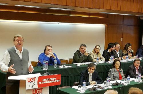 Resolução do Secretariado Nacional da UGT - 28 de novembro 2019