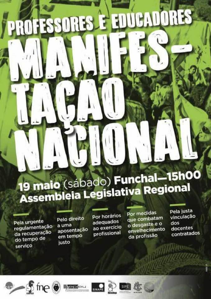 Manifestação Nacional | SDPM