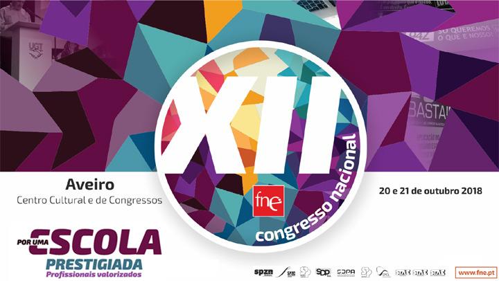 XII Congresso Nacional FNE | SDPM