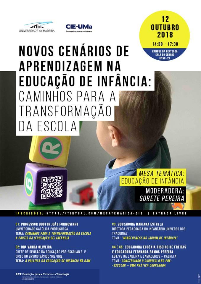 Workshop - Novos Cenários de Aprendizagem | SDPM