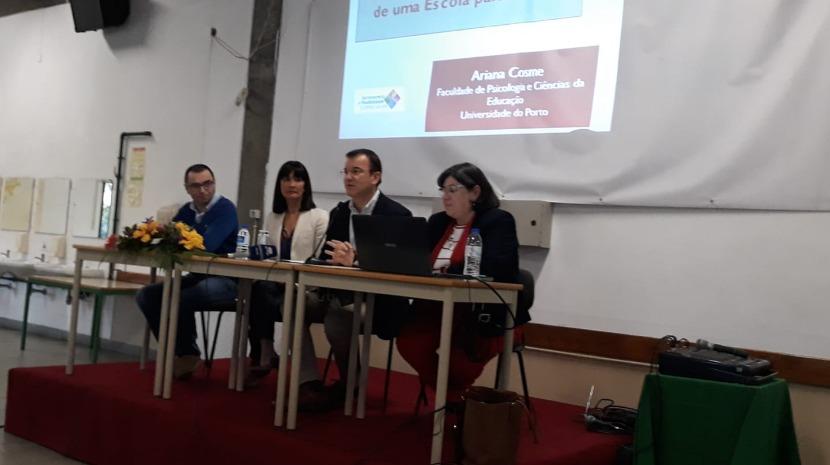 Palestra sobre Autonomia e Flexibilidade Curricular | SDPM