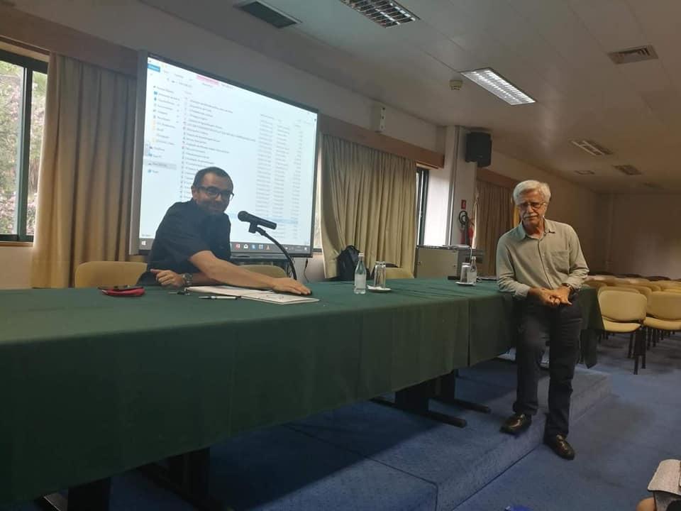 Palestra com o professor José Pacheco na UMA | SDPM